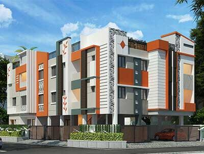 Ready to Occupy Flats in Perumbakkam